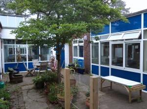 Heathfield School, Fareham1 - Aluminum Solutions