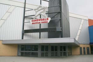 Cineworld, Chichester - Aluminium Solutions